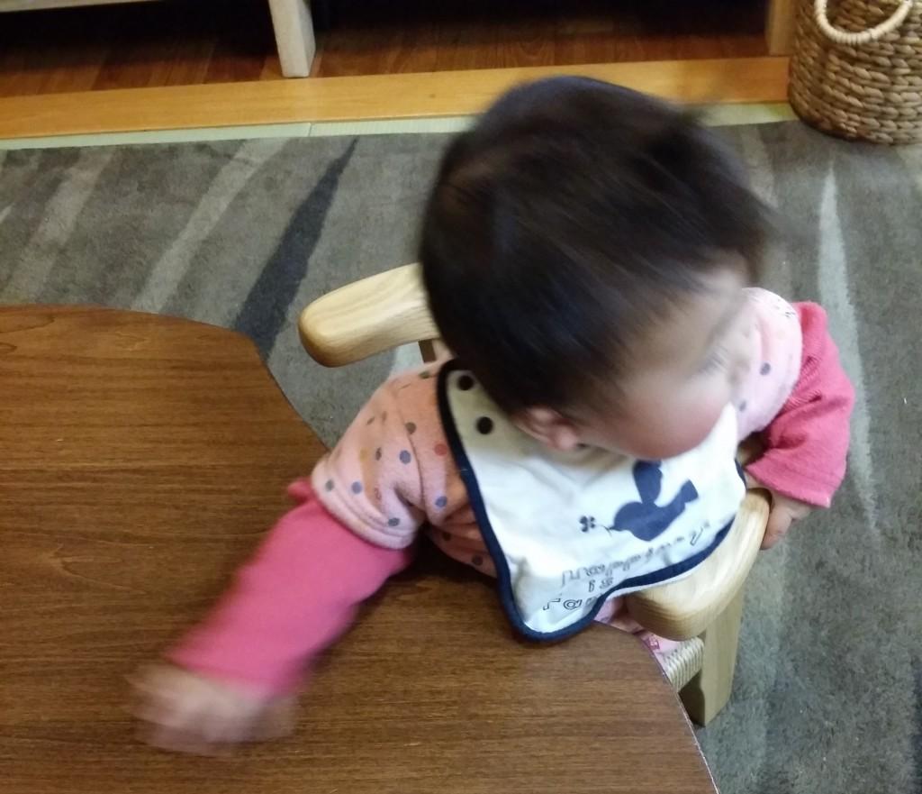 10ヵ月子供